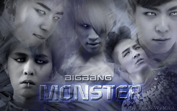 Big Bang Monster