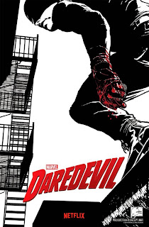 cartaz da nova série do netflix Daredevil Demolidor