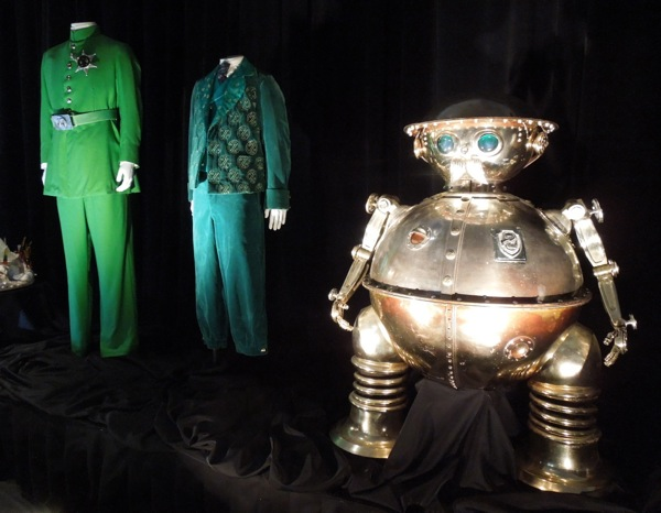 Original Return to Oz movie costumes