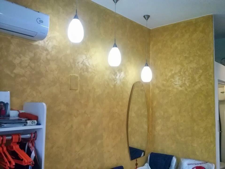 Estamos de pintores pinturas aljo - Pintura color oro ...