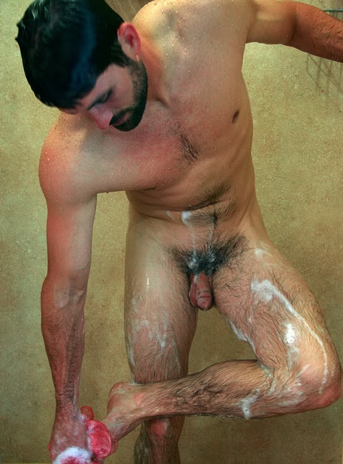 College Guys In Shower Naked Touching Gay I