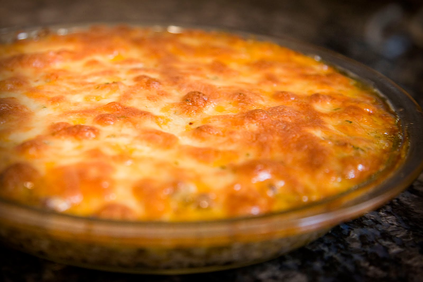 oh-damage: Quick and Easy Taco Dip