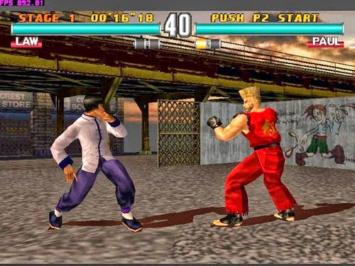 Tekken 3 Game For Pc Full Version