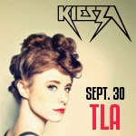 Click for Kiesza Tix