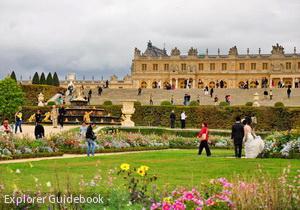 Istana Versailles Palace Perancis
