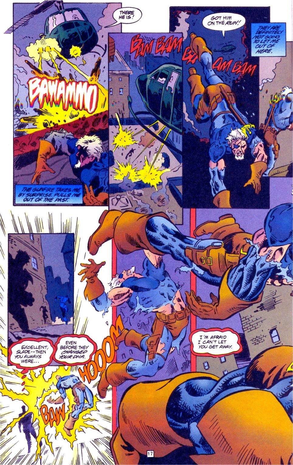 Deathstroke (1991) Issue #0 #5 - English 18