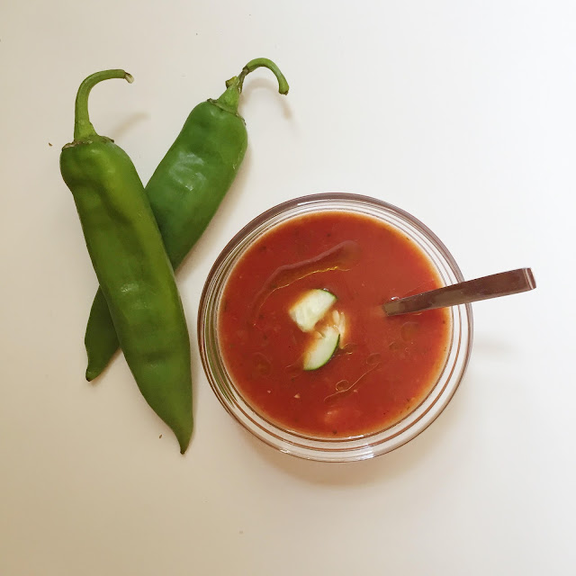 Gazpacho-Soup-Vegetarian-Spicy