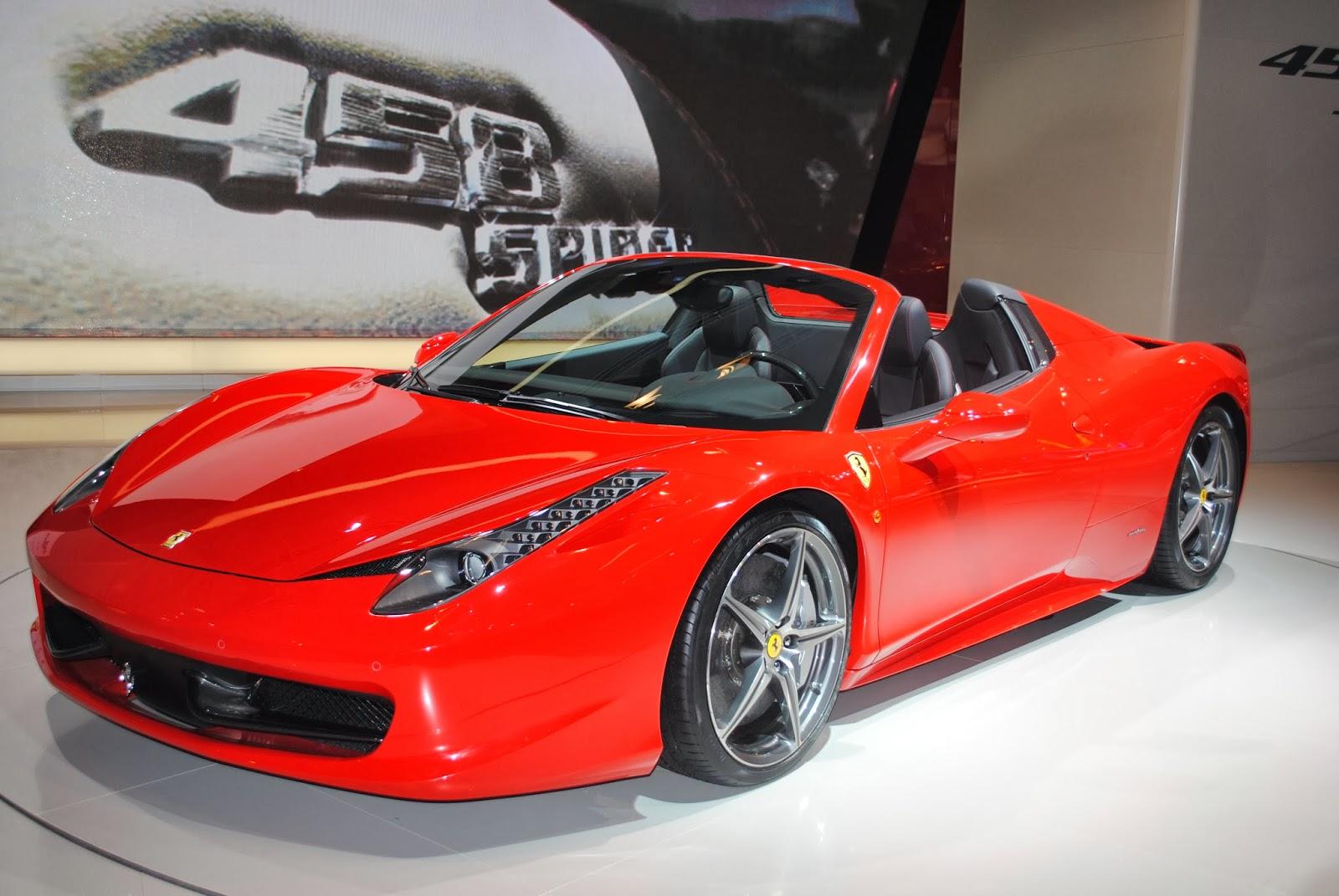 Ferrari ferrari spider 458 : Educate All Universities: Ferrari 458 Spider