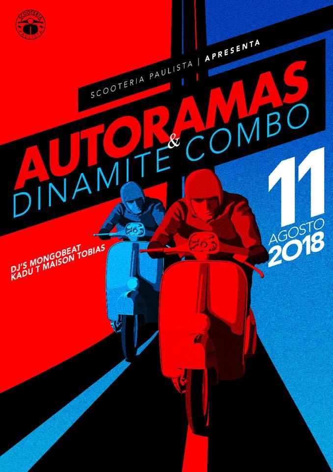 AUTORAMAS + DINAMITE COMBO