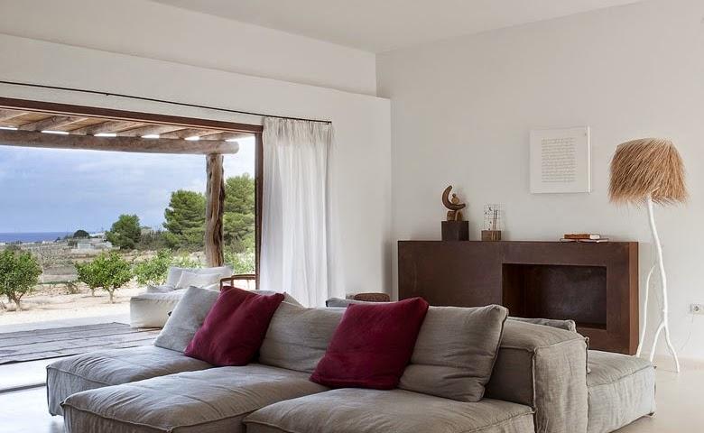 una casa de vacaciones ideal en Formentera