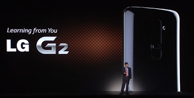 LG G2  is more than just a smartphone
