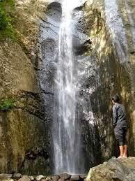 Waterfall Dolo in Kediri.
