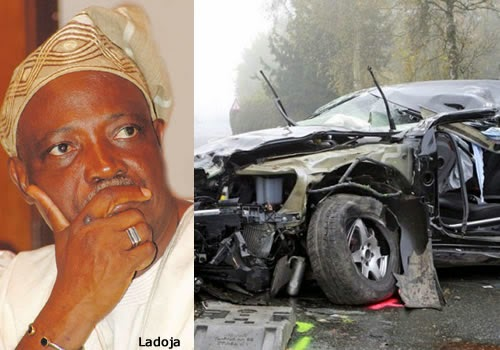 Ladoja Loses Son in Auto Crash