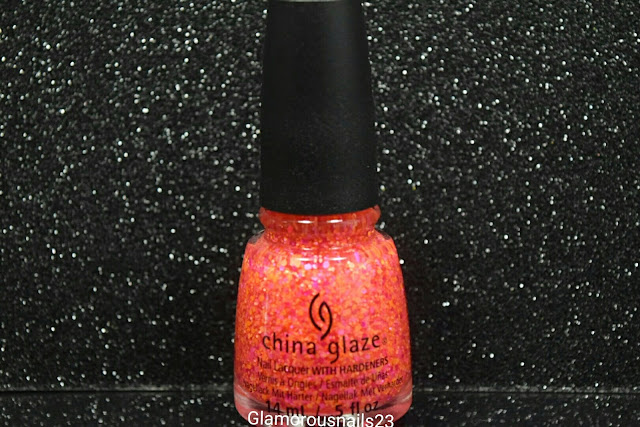 "China Glaze Electric Nights ""Let The Beat Drop"""