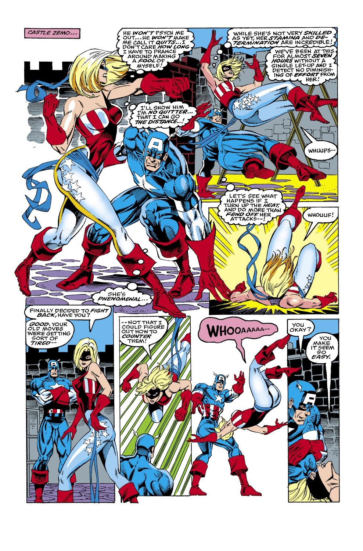Captain America (1968) Issue #434 #384 - English 19