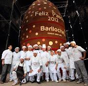 Bariloche, y su Huevo de Pascuas Gigante! bariloche ueo gigante