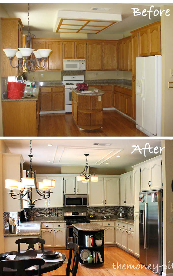 nice Kitchen Remodel For Under 5000 #2: kitchen renovations for under $5,000