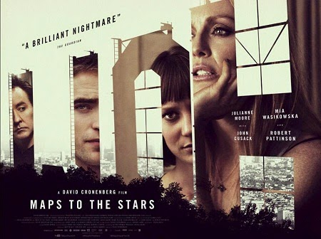 Frases de la película Maps to the Stars