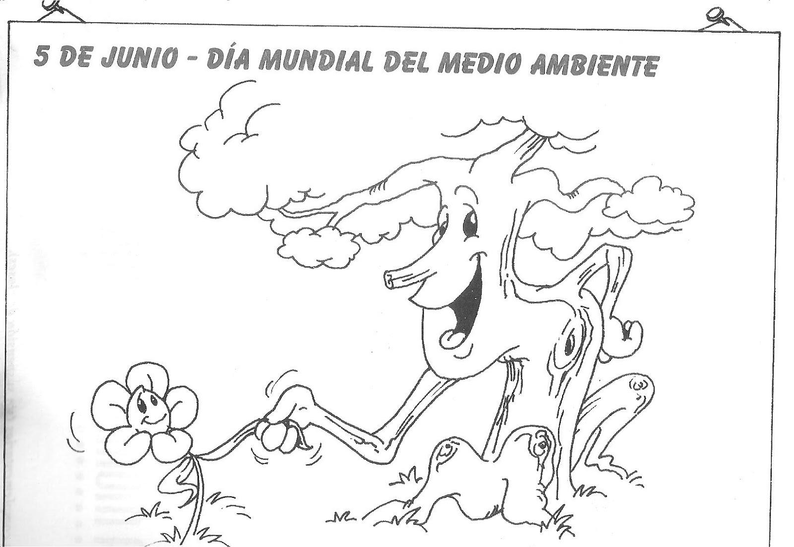 Dibujos para el Día del medio ambiente