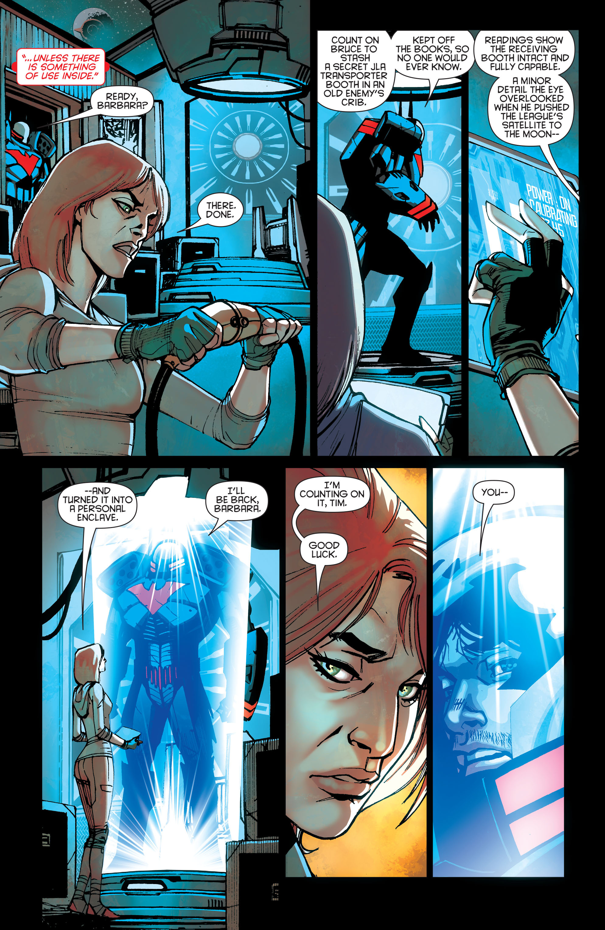 Batman Beyond (2015) Issue #6 #6 - English 7