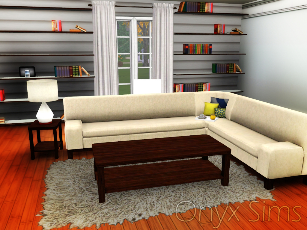 My sims 3 blog lorimer living room set by kiararawks for Living room ideas sims 3