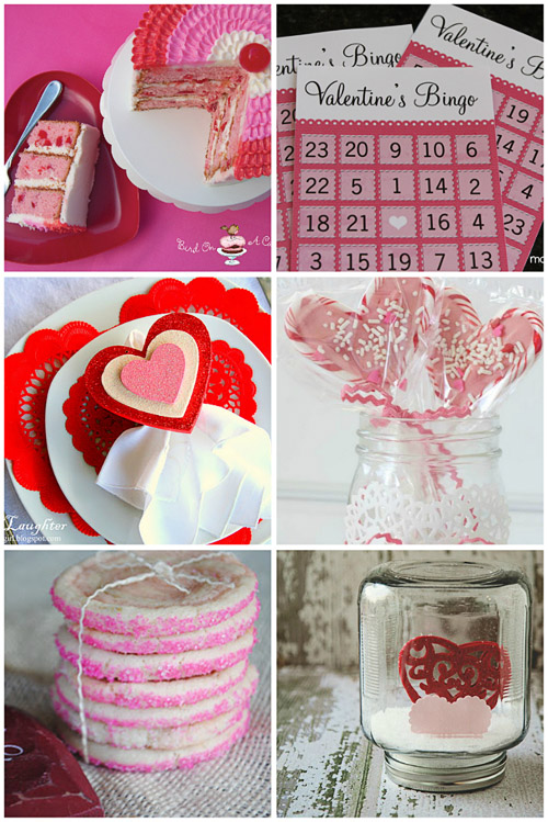 Mrs jackson 39 s class website blog valentine 39 s day party for Valentines day party foods