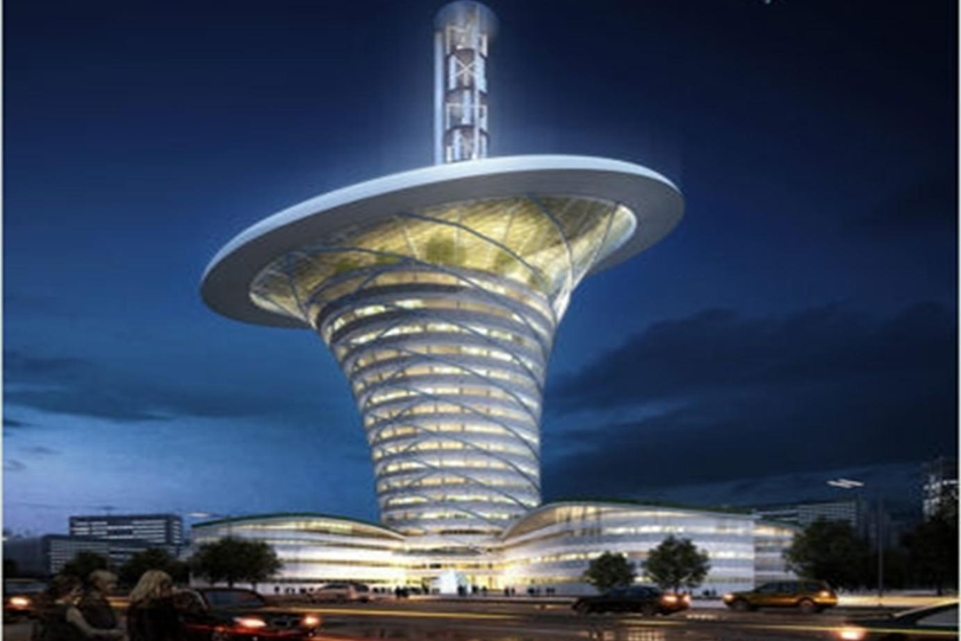 Mimic Estudio: Rascacielos espectaculares.Ventajas e Inconvenientes