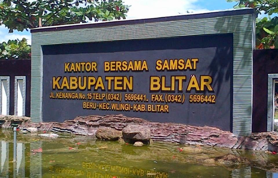 Kantor Bersama Samsat Kab. Blitar