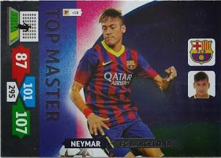Neymar Top Master