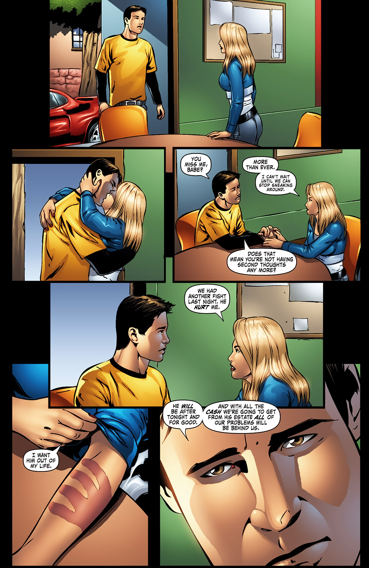 Grimm Fairy Tales (2005) Issue #9 #12 - English 3