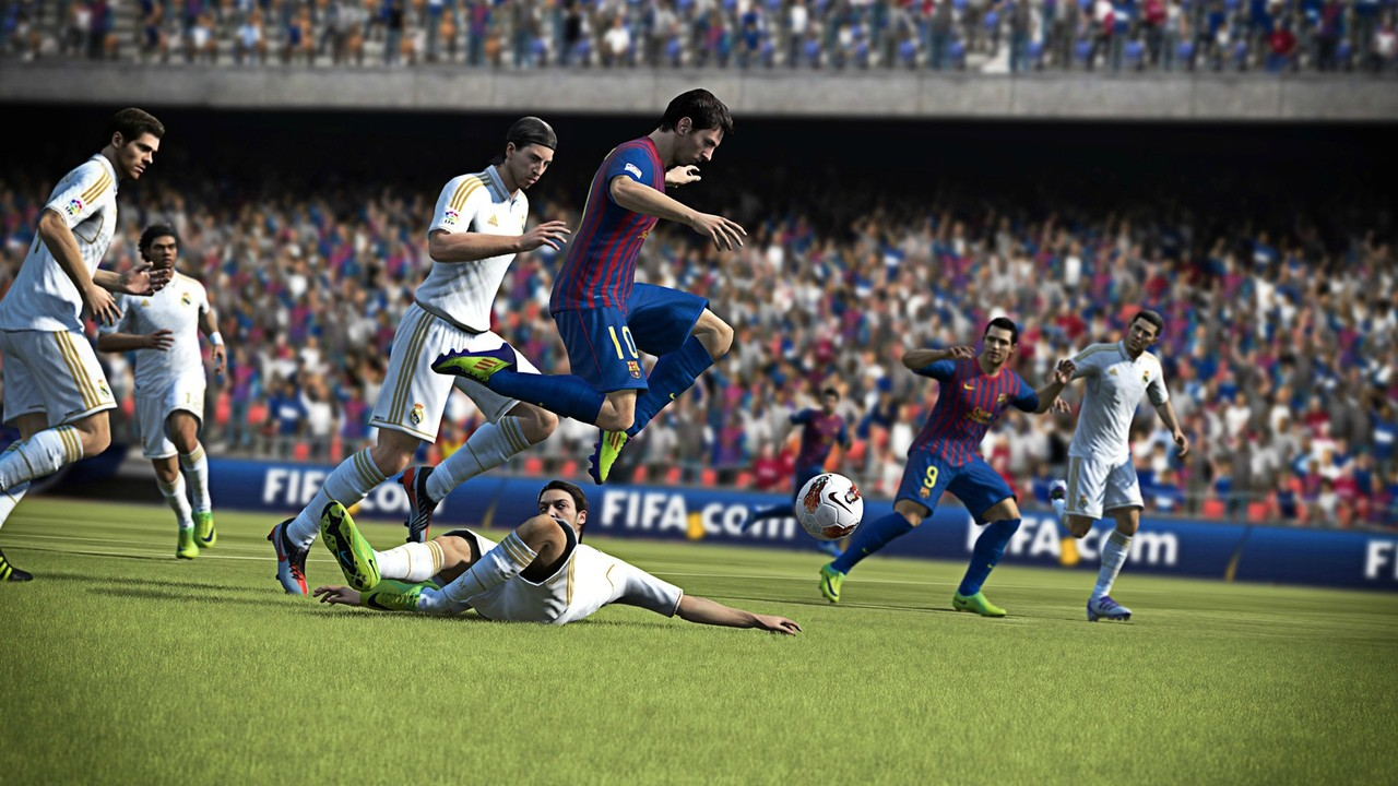 download FIFA 13 PC Game