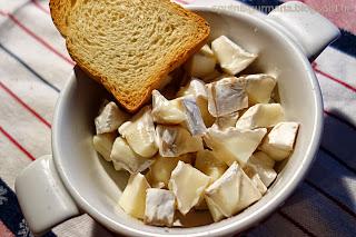 Гратен картофельный с кабачком