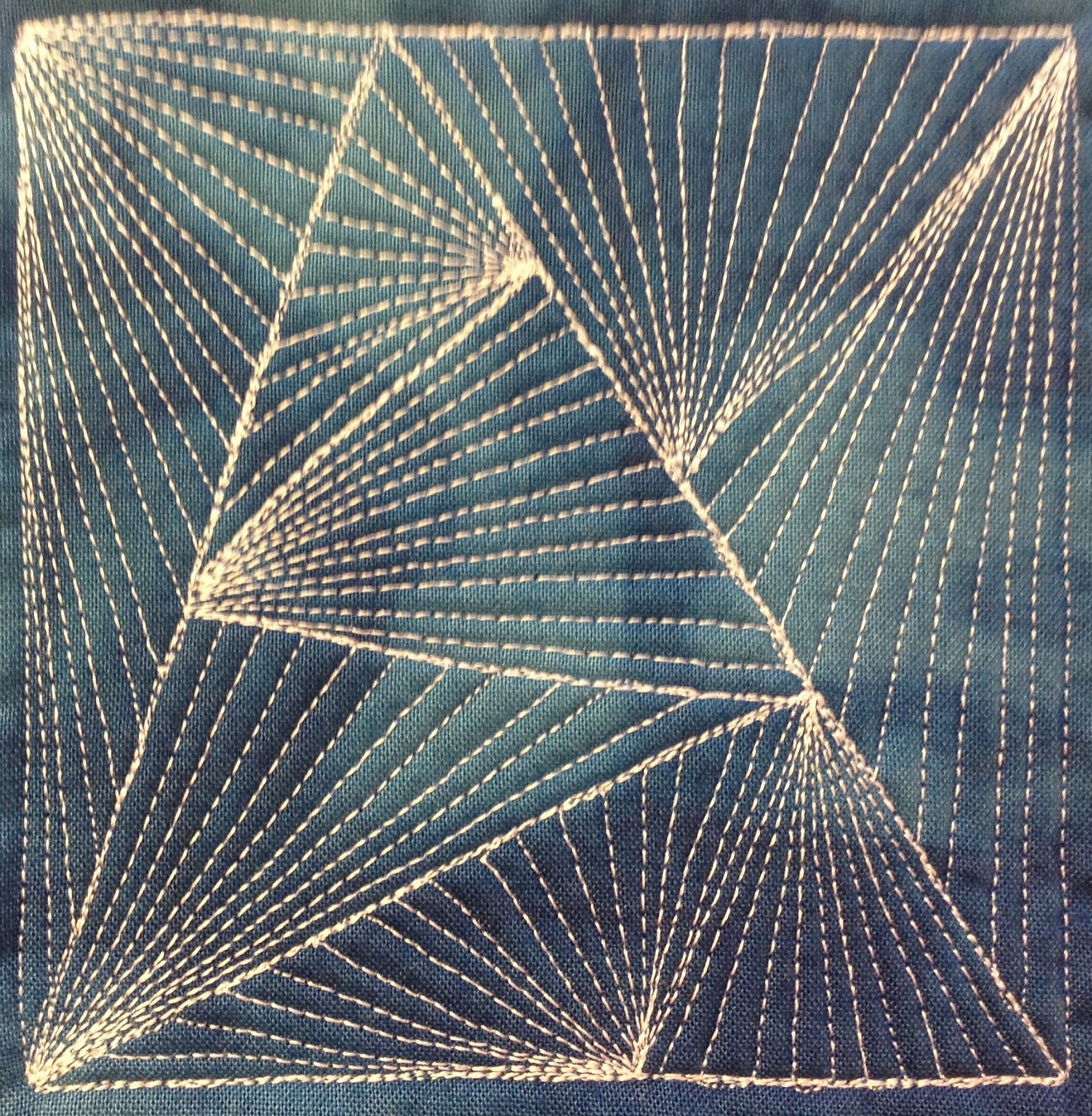 Modern Free Motion Quilting Patterns : The Free Motion Quilting Project: 75. Free Motion Quilting Modern Weave, #417