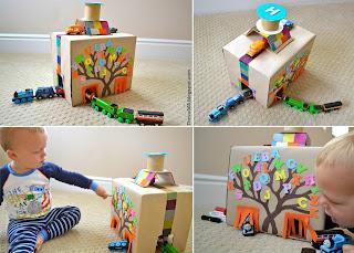 El detalle que hace la diferencia juguetes para n - Decorar una caja de zapatos para ninos ...