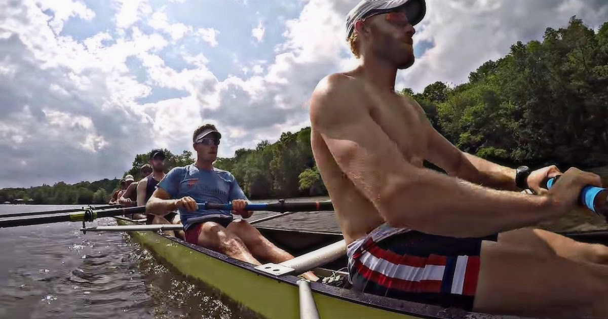 Meet the U.S. Men's Eight, Headed to World Rowing Cup II in Varese