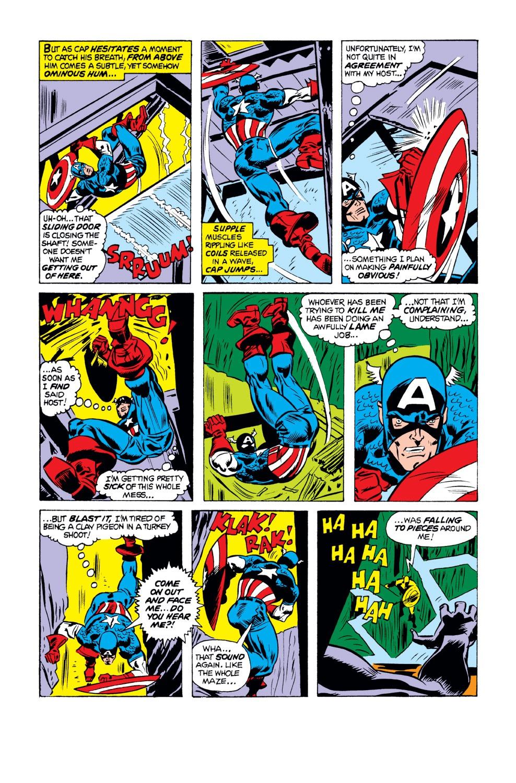 Captain America (1968) Issue #187 #101 - English 9