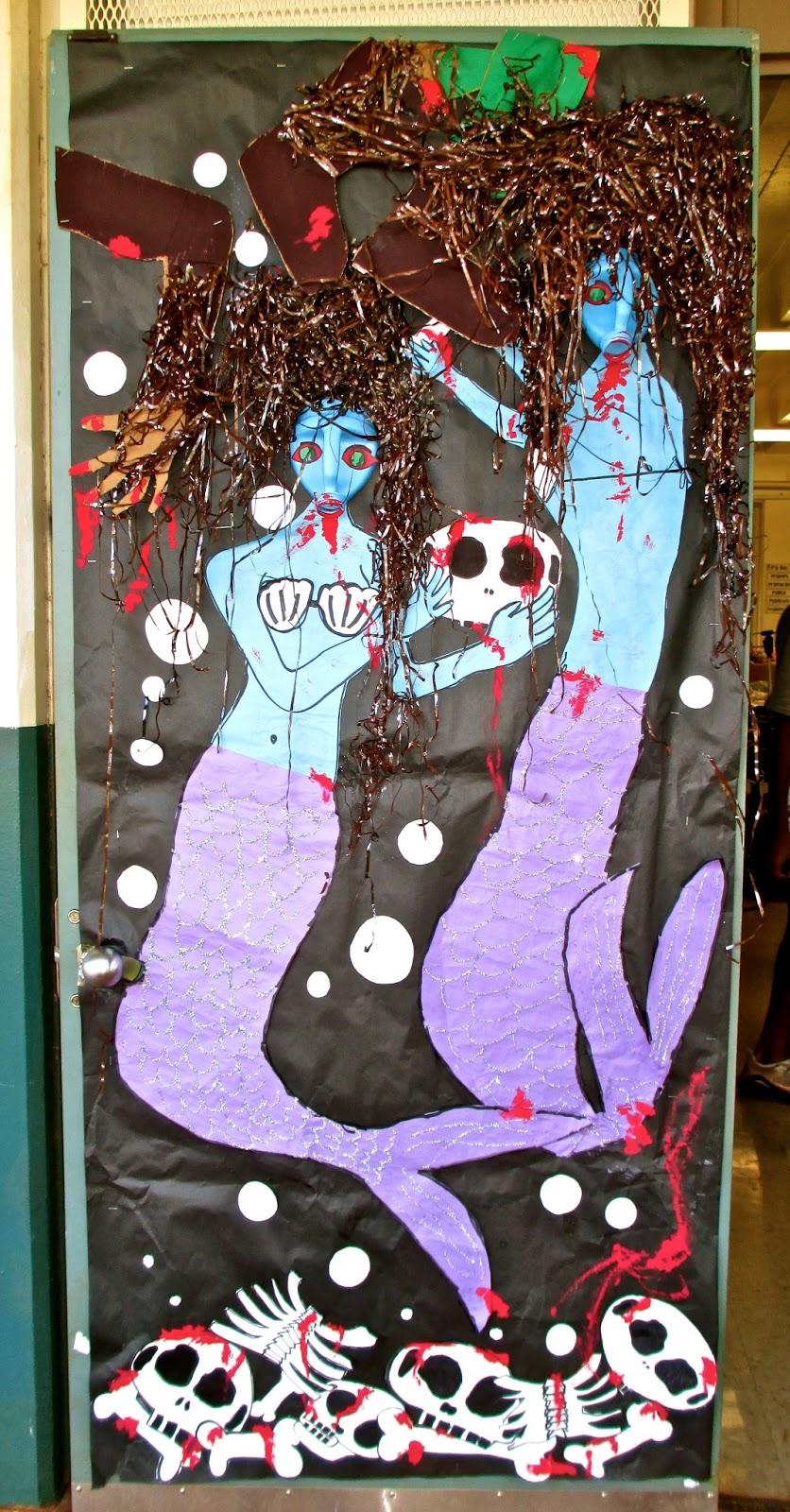 Highlands Intermediate Student Activities Halloween Door  ~ 072921_Halloween Door Decorating Contest Rules