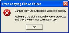 Trik Agar Data Folder dan Flashdisk Tidak Bisa di Copy