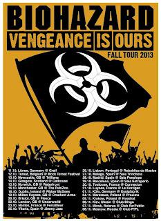 Vengeance Tour