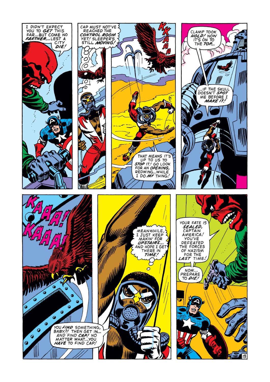 Captain America (1968) Issue #148 #62 - English 20