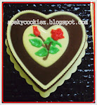 Box Love Rose 7pcs Praline