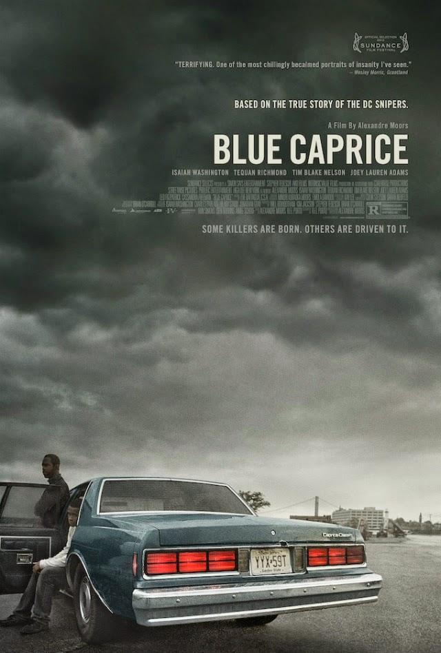 La película Blue Caprice
