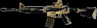 M4A1 PBIC 2013