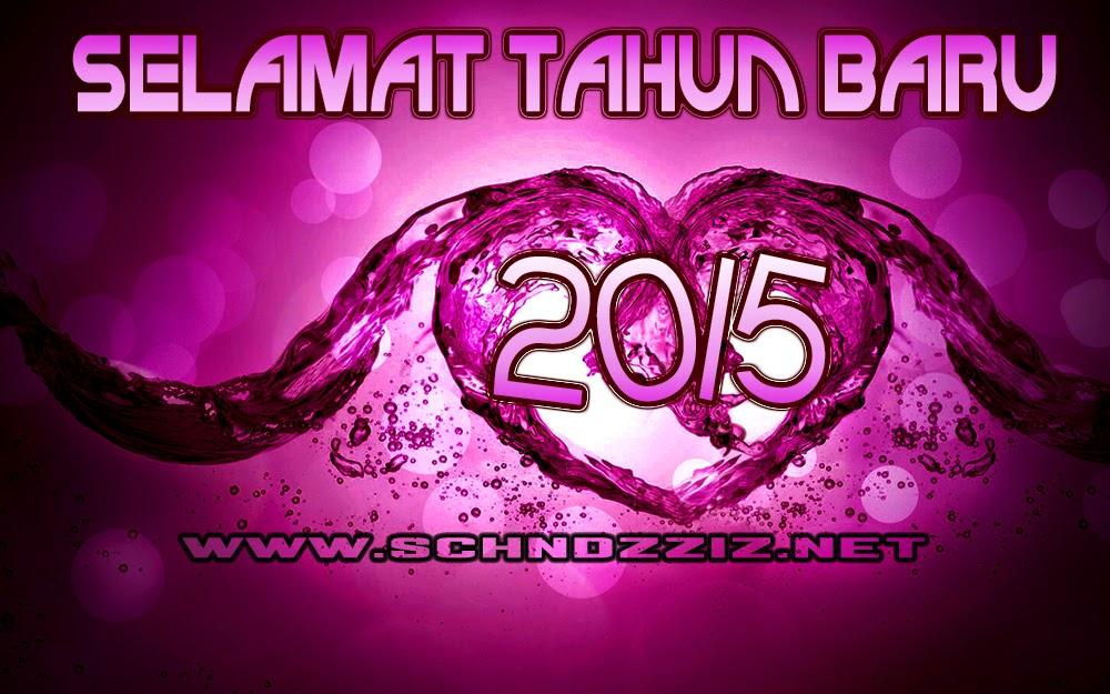 gambar ucapan selamat tahun baru 2015