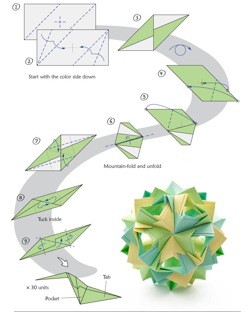 little island origami tutorial origami tutorial