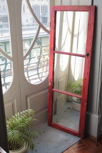 shabby chic, recycle, upcycle, old window, mirror, janela, espelho, vintage decor