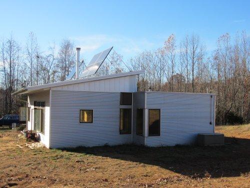 Passive Solar Prefab Home Canters Into Rifle Season