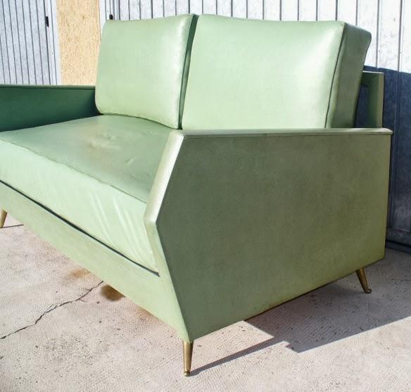 Gio ponti sofa design1958 modernariato vintage design - Divano anni 30 ...
