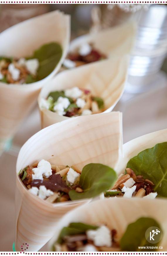 Fiestas con encanto aperitivos gourmet muy f ciles - Ensaladas gourmet faciles ...