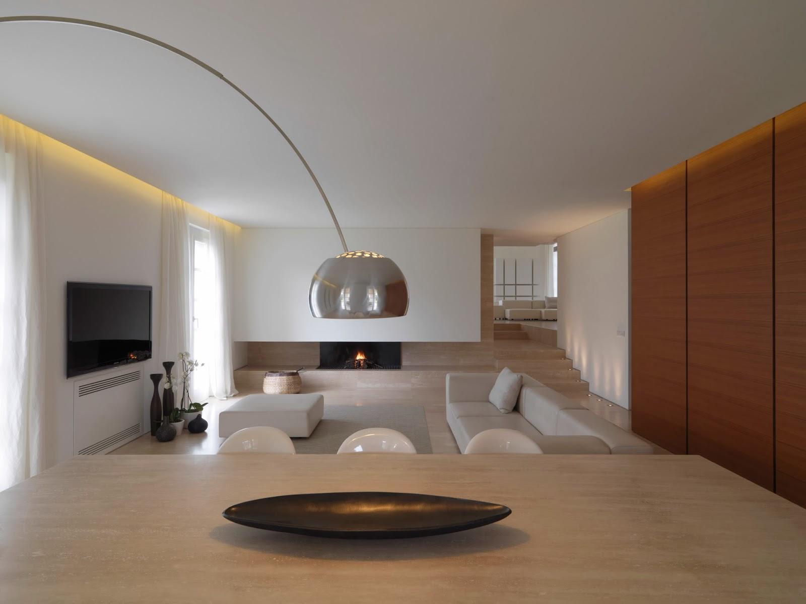 Hometrotter home style blog casa arredamento design for Arredamento minimal legno
